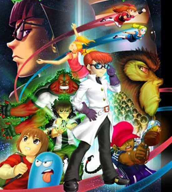 cartoon network anime powerpuff
