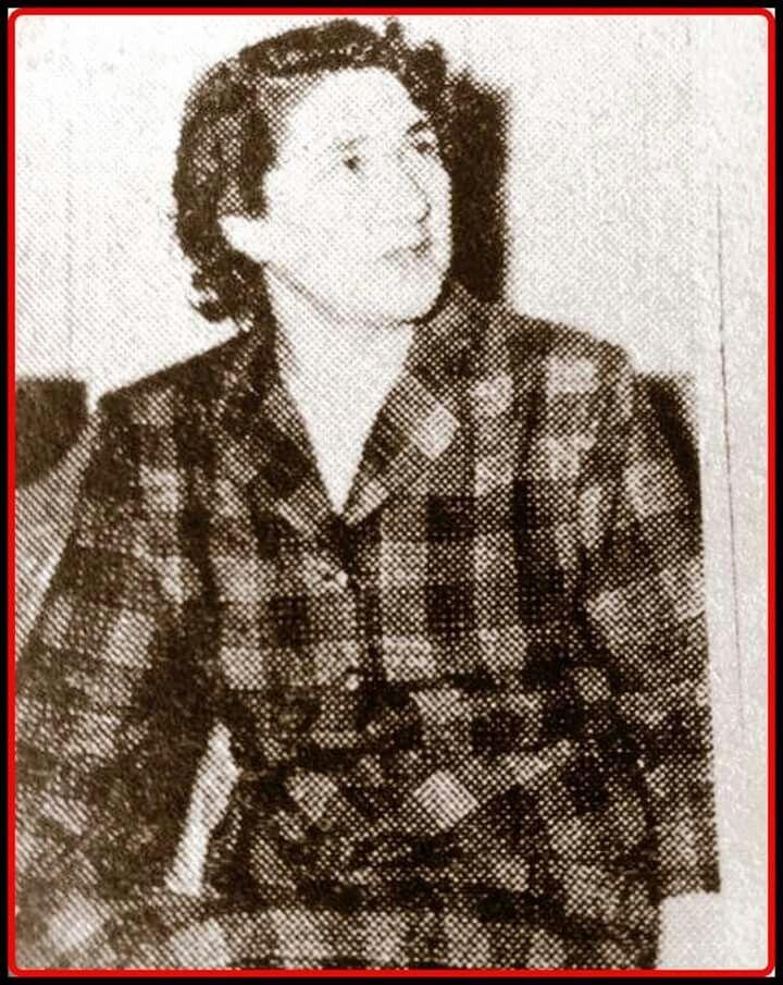 Mersin....Türkiye'nin ve Mersinin ilk kadın Belediye başkanı Müfide ilhan. .