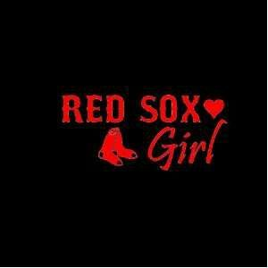 Boston Red Sox Girl                                                       …