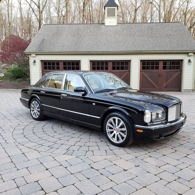 2002 Bentley Arnage Red Label @bringatrailer.com