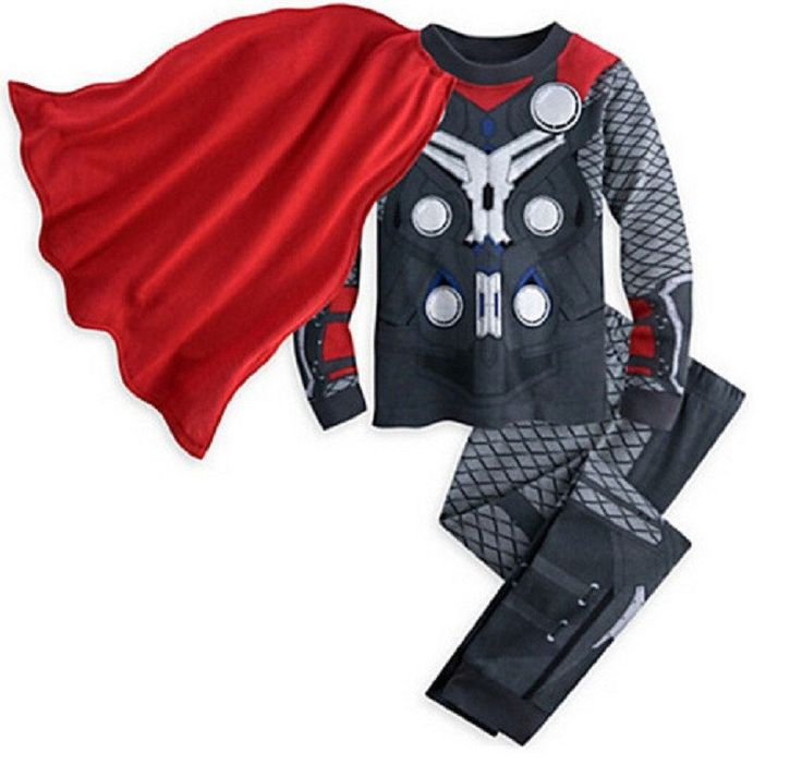 Thor Costume with Cape