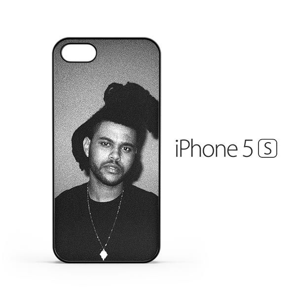 The Weeknd Grainy iPhone 5 / 5s Case