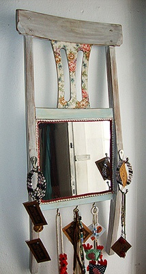 M s de 1000 ideas sobre percheros originales en pinterest - Percheros para collares ...
