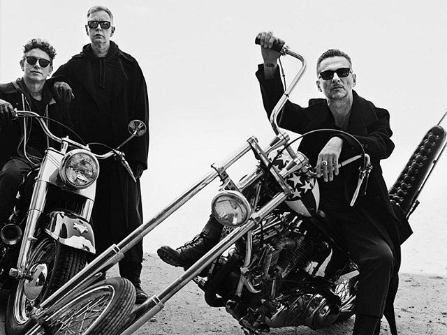 "#DepecheMode new album ""Spirit"" 2017 and ""Global Spirit Tour"" 2017/2018  http://www.depmode.com"
