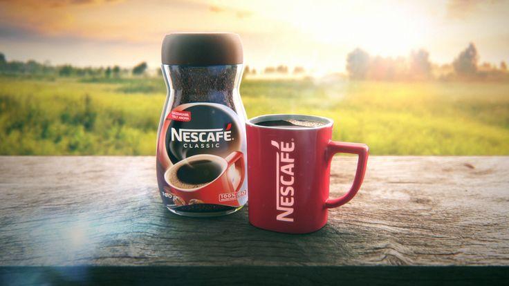 Nescafé//Ionart Studio