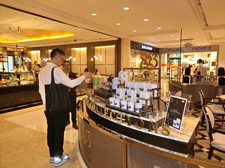 Image result for Teehaus Ronnefeldt tea stores