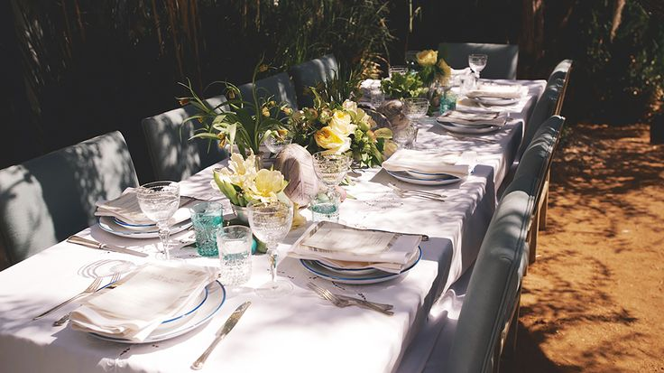 Your Guide to the PERFECT Easter Brunch // Easter, entertaining, tablescapes, party decor, outdoor tablescapes, brunchTheme Parties, Parties Decor, Alfresco Dining