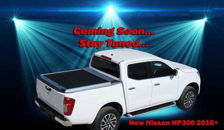 #4x4accessories1 #new #Nissan #NP300 #2016+ #double #cab: #Aluminum #roller #lid #shutter #(SOT-ROLL series) and all its #range of #4x4 #accessories by #Tessera4x4 #accessories. Stay tuned only at #http://www.accessories-4x4.com/