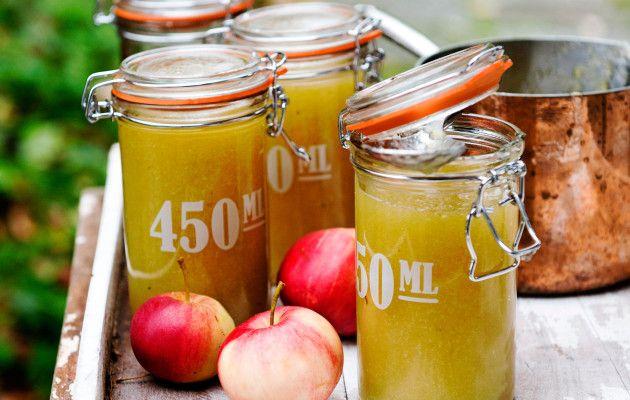 Syksyn parhaat ruokalahjat omenasta � 8 herkullista ohjetta