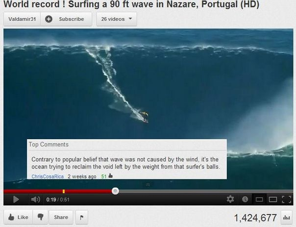 Best Spectacular Sportacular Images On Pinterest Awesome - The 26 funniest youtube comments of all time