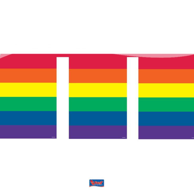 Regenboog vlaggenlijn 10m1 LGBTQ : LESBIAN / GAY / BISEXUAL / TRANSGENDER / QUEER LOGOS AND INFORMATION ♣️Fosterginger.Pinterest.ComMore Pins Like This One At FOSTERGINGER @ PINTEREST No Pin Limitsでこのようなピンがいっぱいになるピンの限界