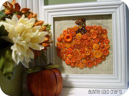 16 Fall Pumpkin Craft Ideas