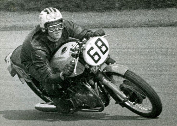 Vintage Cafe Racer