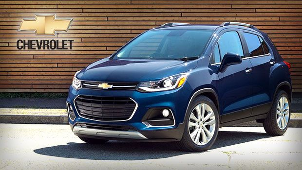 Downloadable 2016 Chevrolet Trax Brochure Chevrolet Trax