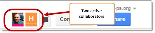 SPS Google Docs and Drive 21 Day Challenge: Day 6 - Chatting with Collaborators