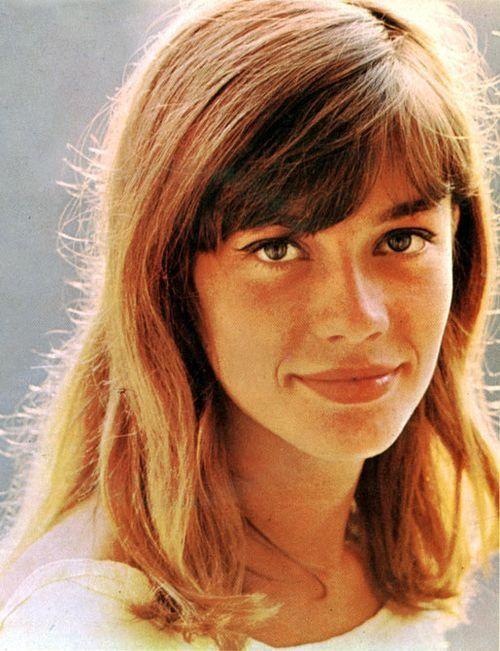 """the60sbazaar: """"Francoise Hardy """""""