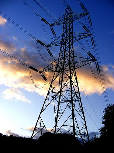Pylon by Photography By Tris, via Flickr