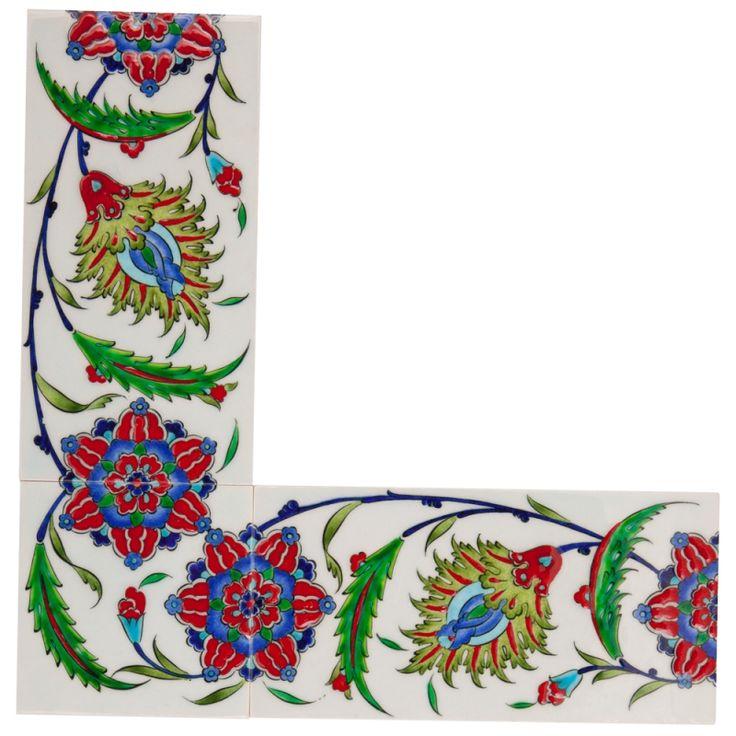Çini Bordür