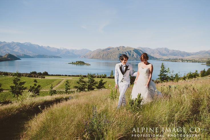 A happy couple at Rippon.