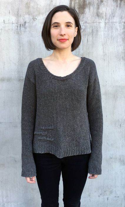610 Best Knitting Pullovers Images On Pinterest Knitting Patterns
