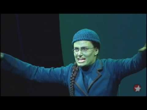 Wicked - The Wizard & I  - Idina Menzel - PROSHOT