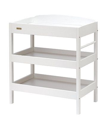 East Coast Nursery Clara Dresser Unit and Pad - White - dressers & changing units - Mothercare