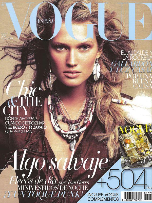 #Harpo dans #Vogue Espagne en avril 2011