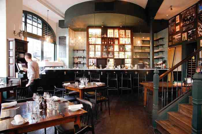 Newman Street Tavern Winner Best Pub Design At The RBDA