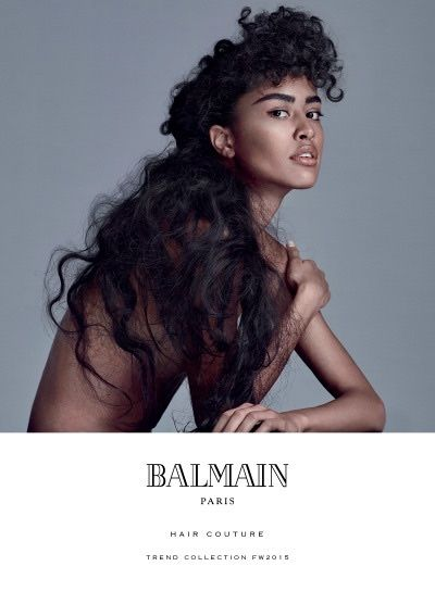 """egobirth: """" balmain actually used two mexican models for this moment """""""