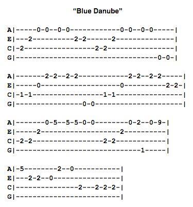 The Blue Danube Lyrics - FlashLyrics