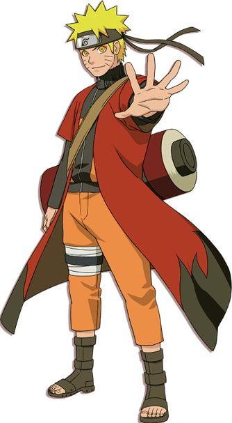 UNS GEN: Sage Naruto Render by xUzumaki on deviantART