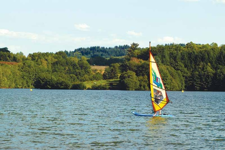 Saint-Pardoux lac