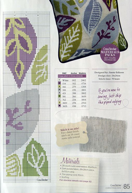 CrossStitcher 257