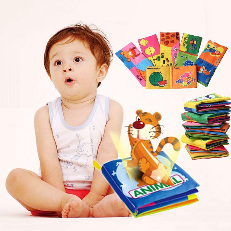 11スタイルアクティビティブック英語生地布ベビーブック学習教育赤ちゃんのおもちゃ0〜12ヶ月juguetesベベ