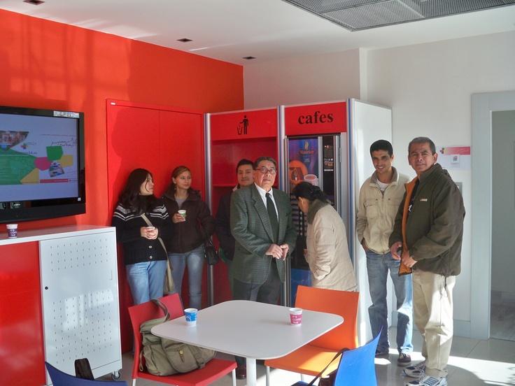 Curso de la Cruz Roja, elaboración de Curriculum, orientación laboral.