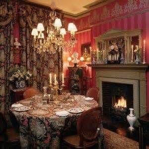Risultati immagini per victorian dining room                                                                                                                                                     More