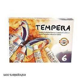 Tempery 16ml/16farieb KOH-I-NOOR 1ks