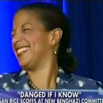 [Watch] Shameful! – Susan Rice Joking And Acting Cute About Benghazi Attack... MAY 21 2014... DISGUSTING, SMUG BEHAVIOUR BY SUSAN RICE!... WHY IS SHE EVEN IN OBAMA'S ADMINISTRATION... BUT OF COURSE.. 'BIRDS OF A FEATHER'! NONE OF HER FAMILY WERE KILLED IN BENGHAZI...