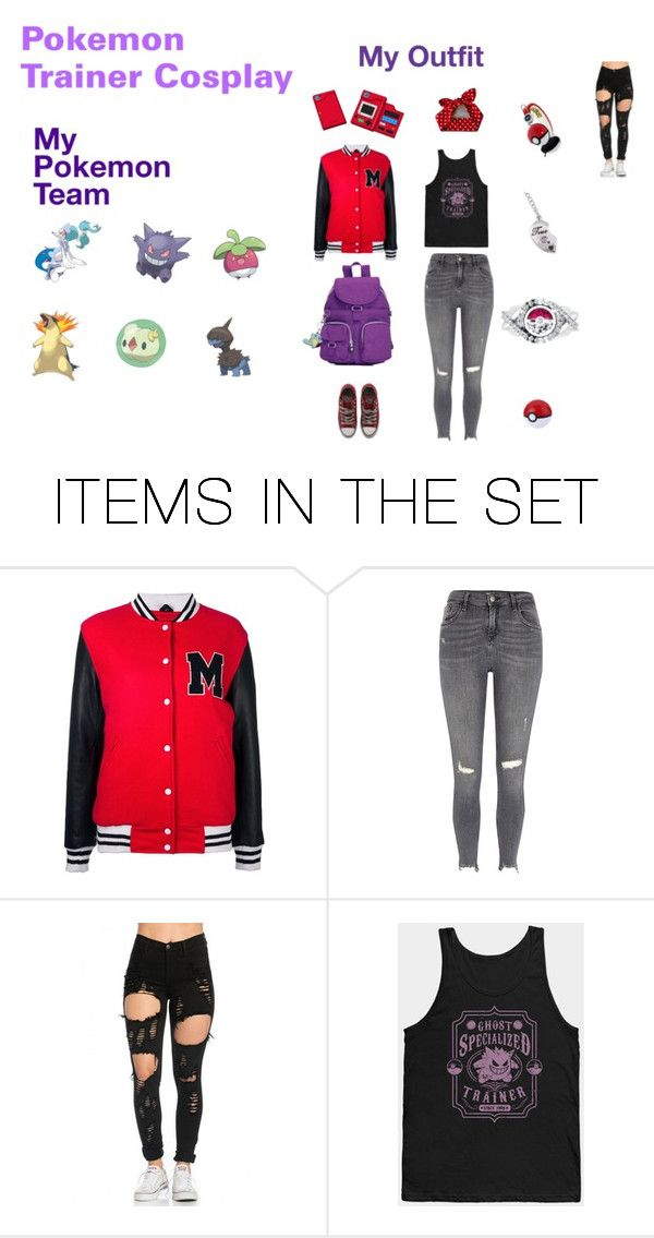 """My Pokemon Trainer Cosplay"" by amethysthorns on Polyvore featuring art"
