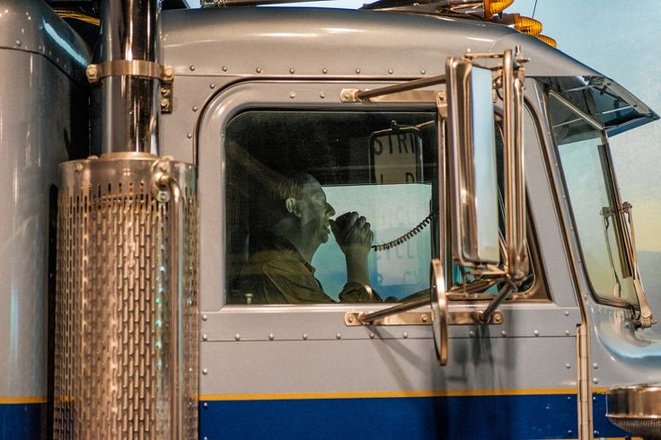 """'There's a County Mounty at the Pickle Park,' and More Creative Trucker Slang 