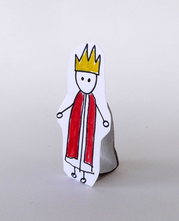 paper toy, paper doll,