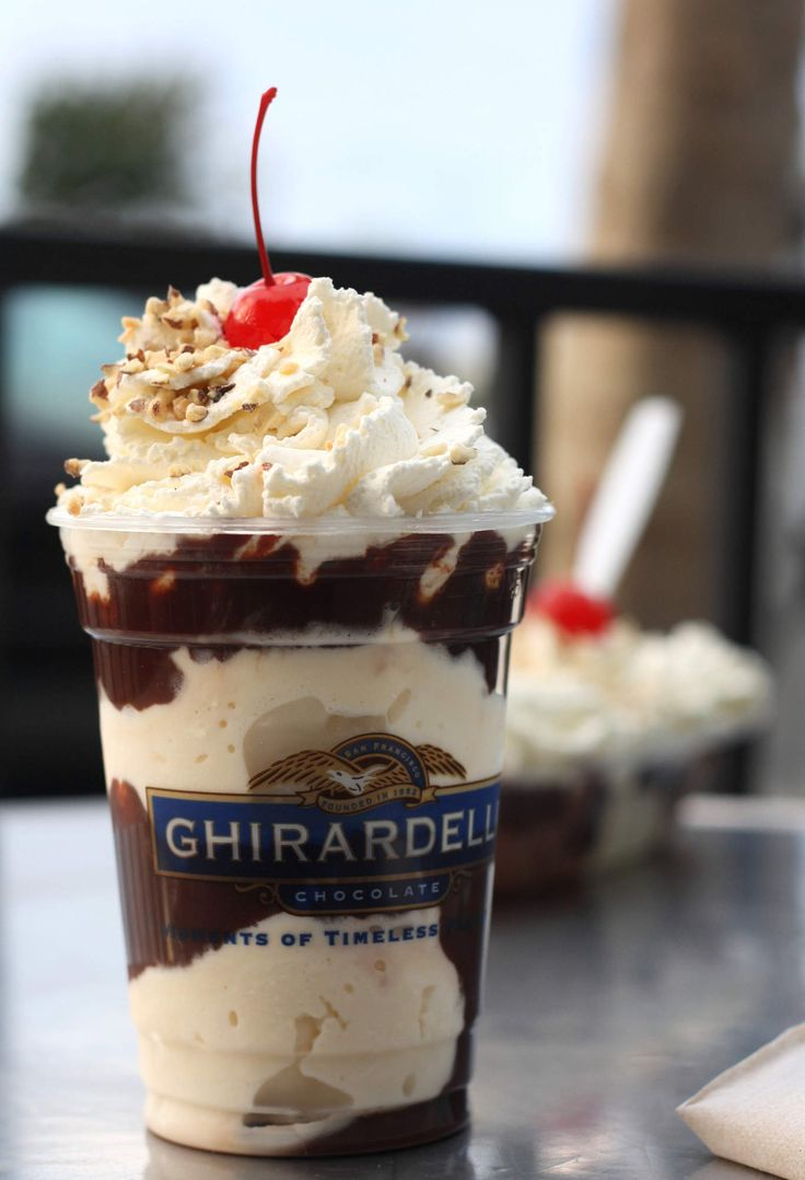 Ghirardelli Chocolate. The San Francisco Bucket List: 49 Things to Do Before You Die