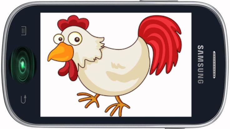 Fajny dzwonek na telefon komórkowy - Chicken Fried