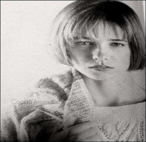 Cecilia Amenábar - En sus años como modelo, sin duda la mujer más hermosa de todos los tiempos Cecilia Amenábar y del mundo. - Fotolog