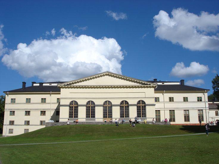 Drottningholms slottteater.Photo: Lillemor Brink