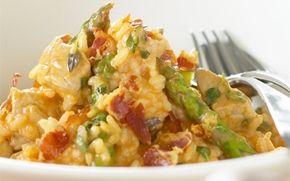 Italiensk skinke- og ostegryde - Opskrifter - Arla
