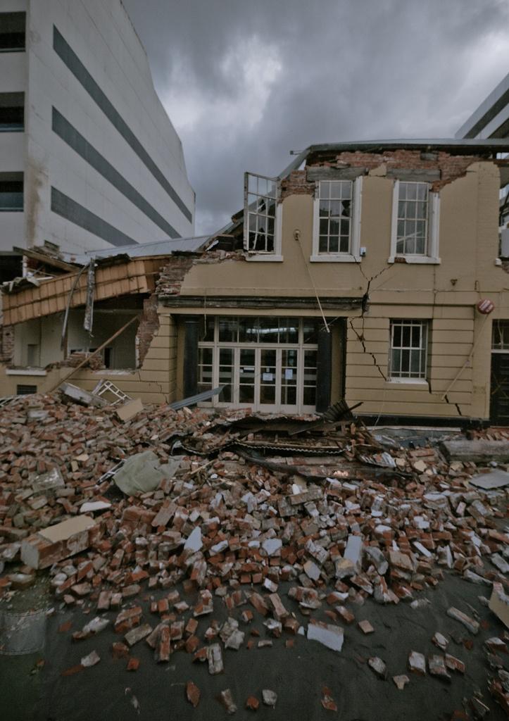 feb 22 2011, christchurch earthquake NZ