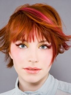 several reds on this page that are of interest: Hair Ideas, Hair Colors Ideas, Red Hair Colors, Peek A Boos, Hair Color Ideas, Hair Highlights, Wigs, Redhair, Red Highlights