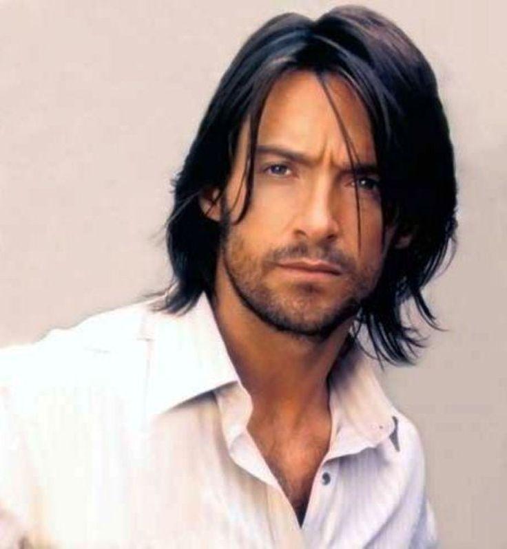 Peachy 1000 Ideas About Men39S Long Haircuts On Pinterest Layered Short Hairstyles Gunalazisus