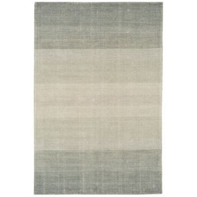Debenhams Grey Wool And Cotton Hays Rug
